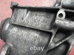 107 560 SL EGR PUMP MERCEDES DENSO withBRACKET & VACUUM VALVE, 000 140 19 85