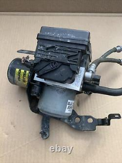 11-16 Hyundai Sonata Hybrid ABS Hydraulic Brake Pump BE6006D305 58620-4R001