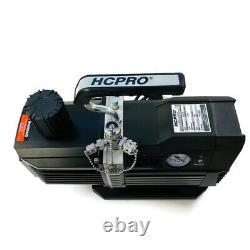 12CFM Sparkless Vacuum Pump Universal Voltage BLDC Motor with Selenoid Valve