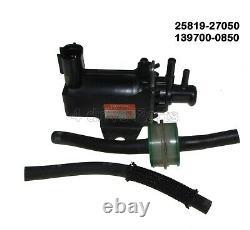 139700-0850 Genuine Toyota Turbo Boost Pressure Sensor Vacuum Valve 25819-27050