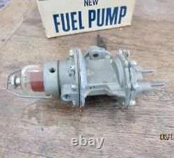 1955-61 Ford Thunderbird Galaxie Fairlane Double Action Fuel & Vacuum Pump NOS