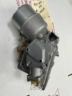 1963-64-65 Corvette WINDSHIELD WIPER MOTOR 5044518 DELCO ORIGINAL