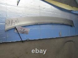 1968-72 Corvette WINDSHIELD WIPER DOOR LINKAGE actuator TRIM GRILLE MECHANISM 2B