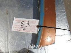 1968-72 Corvette WINDSHIELD WIPER DOOR LINKAGE actuator TRIM GRILLE MECHANISM 8H