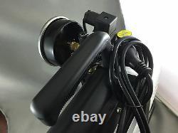 2 Stage 6cfm Refrigeration Vacuum Pump 3 Vacuum Gauge Selonoid Valve 2ds260s
