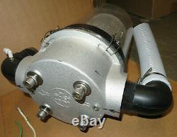 3.5 HP All-Star Regenerative Blower RBH6-305-2 withvacuum check valve & SMI filter