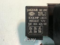 96 1996 Jaguar XJS 2+2 Vacuum Pump Cruise Control Actuator & Dump Valve OEM E