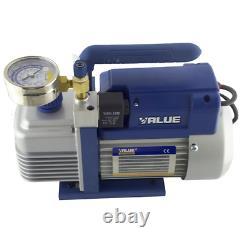 AIR CONDITIONER FRIDGE VACUUM PUMP V- i125Y-R32 MAGNETIC VALVE R32 REFRIGERANT