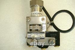 Amat Pneumatic Regulator Stainless Steel Vacuum Pump Chamber Valve Panel