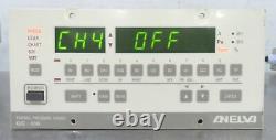 C176197 Anelva QIG-066 Parital Pressure Gauge, 6128B Head, Vacuum Valve 2.75CF