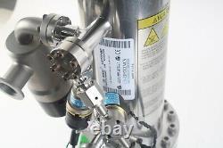 CTI-Cryogenic On-Board 4 Cryopump with CTI-Cryogenics Roughing Valve AS IS