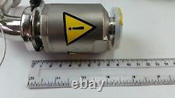 Edwards Exhaust Assembly KF25 Check Valve