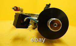Edwards NGW415000 Pneumatic Gate Valve 410 70 Copper Damaged Connector As-Is