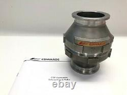 Edwards NW40 Exhaust Check Valve service kit for Dry Pump Vacuum Systems