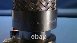 Edwards Nw25 Vacuum Pump Exhaust Check Valve Assembly