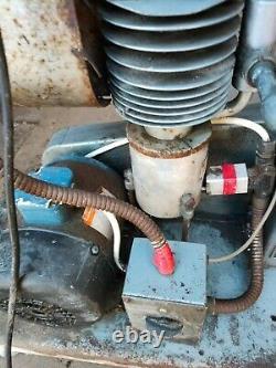 Edwards Speedivac High Vacuum Valve sp/rep