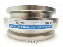 Fuji Seiki 1012851 Pneumatic Throttle Valve NW100 ISO-LF QF100 Used Working