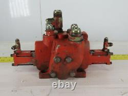Gresen V42-1139 A 3500 PSI Hydraulic Pilot Operated Single Section Spool Valve