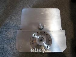 HUGE MDC Varian  Vacuum Gate Valve Chamber with Viewing Port 11 x 11 Heavy Duty