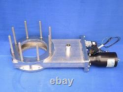 HVA 21214-060SRE-001 Highvac 6 Gate Valve High Vacuum Apparatus 21214060SRE001