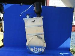 HVA 21214-1003RE Highvac 10 Gate Valve Complete with motor drive and solenoid