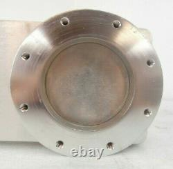 HVA High Vacuum Apparatus 16210-0403QS-00 Gate Valve Novellus 02-131033-00 Spare