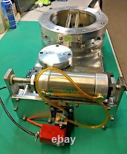 Key High Vacuum GV-6AP-4010780 Gate Valve MRC Eclipse Star Used, Working