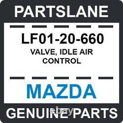 LF01-20-660 Mazda OEM Genuine VALVE, IDLE AIR CONTROL