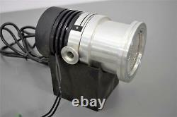 Leybold 85401 TurboVac 50 Pump withSolenoid Valve and Power Outlet with Warranty
