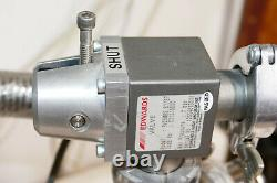 Leybold Granville Phillips Edwards Turbo Vacuum SYSTEM Convection gauges valves