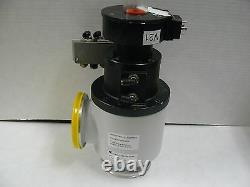 Leybold High Vacuum Solenoid Valve Kat Nr 28100 / Hoerbiger Pa 10310