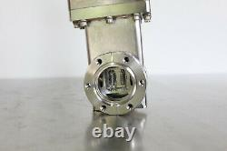 MDC GV-1500M Manual Vacuum Gate Valve // 2.75 inch CF / DN40CF / Varian / VAT