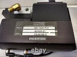 MDC KGV-1500V-P-01 High Vacuum Pneumatic Gate Valve NW40 Flange