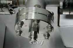 MDC MFG Vacuum Products Corp Valve System 434007 with Fittings, 4 way cross +More