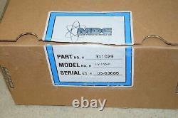 ^^ MDC Vacuum Products P/n 311029 Model Av-150-p Vacuum Valve New (p4)
