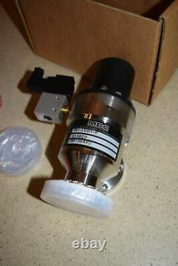 ^^ MDC Vacuum Products P/n 313029 Model Av-150m-p Vacuum Valve New (p3)