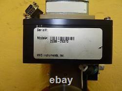 MKS Instruments 253B-26373 Exhaust Throttle Valve with Heater Jacket Cu Working