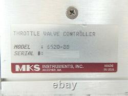 MKS Instruments 652D-BB Throttle Valve Controller Type 652 Novellus Working