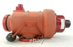 MKS Instruments 99D0405 Isolation Vacuum Valve and Heater Jacket 4630-1053 Spare