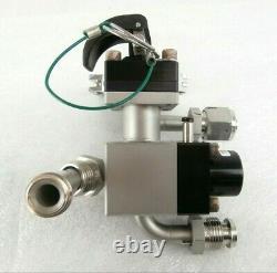 MKS Instruments IDA-T009 In Situ Access Isolation Valve Manometer AMAT Working
