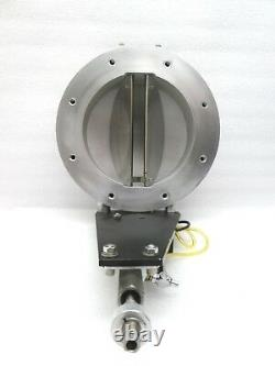 MRC Materials Research A112990 Throttle Valve Assembly Rev. F Eclipse Star Used