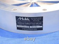 Meivac VQ250ISOUSM Vari-Q Throttle Valve 10 For high vacuum with Motor 150-3