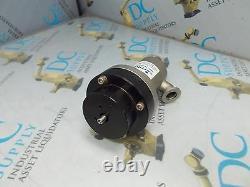 Mks 153-0016k 120 V 50-60 Hz Vacuum Valve