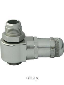 Moroso Vacuum Pump Regulator Valve Adjustable Knob Bolt To Pump (22629)