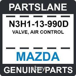 N3H1-13-990D Mazda OEM Genuine VALVE, AIR CONTROL