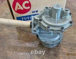 NEW 1956-59 GMC REAl AC Double Action Fuel and Vacuum Pump 324 370 engines 4325