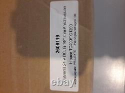 NEW Pfeiffer Vacuum Venting Valve f. Hipace TC400 / 1200 PM Z01 291 CT Warrenty