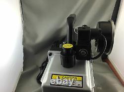 New 2 Stage 4.5 Cfm Refrigeration Vacuum Pump 3 Gauge Selonoid Valve 2ds245s