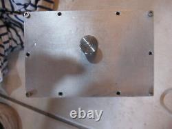 Nice MDC Varian Vacuum Gate Valve Cajon Ultra Torr Box 5-1/4 x 4-1/2 x 3