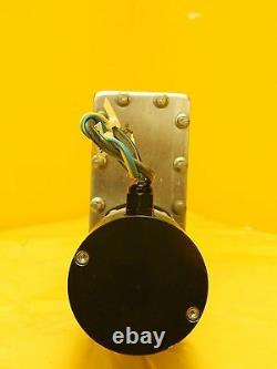 Nor-Cal Products 11222-0400R UHV Pneumatic Linear Gate Valve Used Working